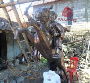 patung-diponegoro-tembaga-04