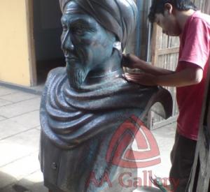 patung-setengah-badan-tembaga-kuningan-09