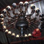 lampu robyong, lampu hias