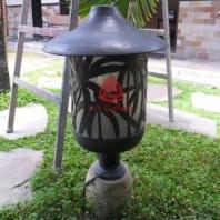Lampu Taman Tembaga | Lampu Stand Taman