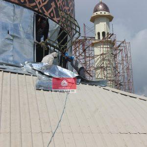 Kami Pembuat Kubah Masjid, Bersedia Menerima Pesanan & Pemasangan di Kabupaten Ogan Komering Ulu Selatan