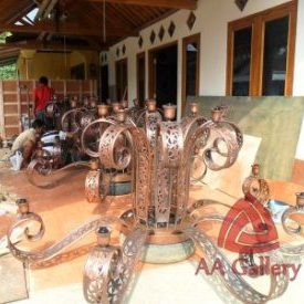 Pusat Kerajinan Kuningan di Jawa Tengah Bersedia Menerima Order & Pemasangan dari Kalimantan Tengah